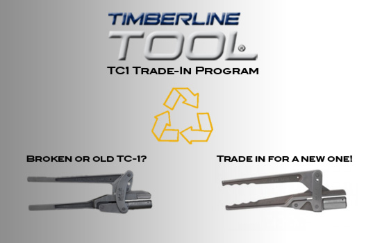 squeeze tool, trade in, trade squeeze tool, timberline tool, squeeze off, squeeze tools, gas squeeze tools
